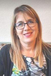 Rachel Buffin, responsable du lactarium de Lyon