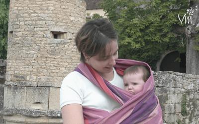 Madeleine et Marie, des vêtements en fibre naturelle pour les futures et jeunes mamans allaitantes