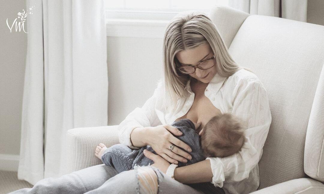 Les pouvoirs magiques du lait maternel