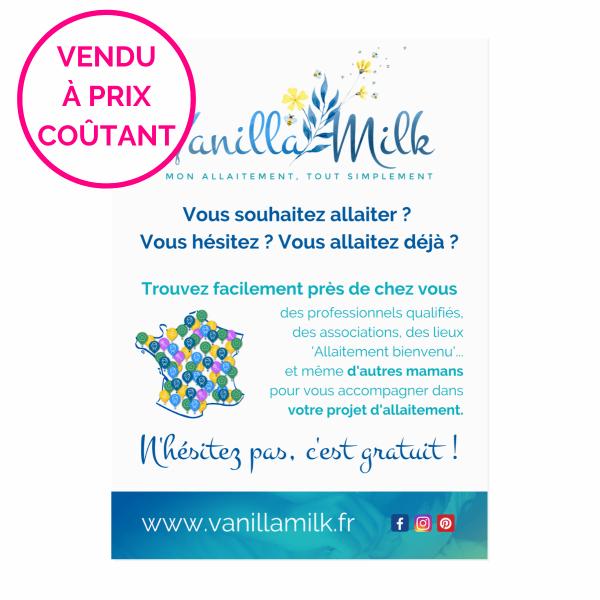 Flyer VanillaMilk