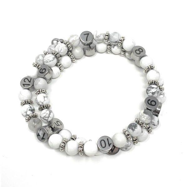 Bracelet allaitement Blanc