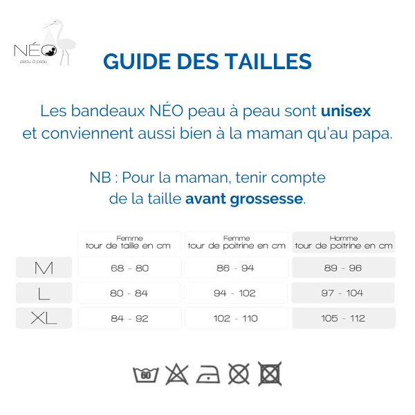 Guide tailles Néo