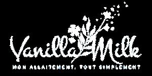 LogoFooter - Blanc VanillaMilk