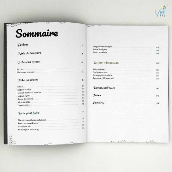Sommaire - Guide d'allaitement du prématuré