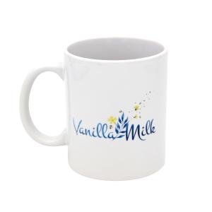 Tasse blanche VanillaMilk