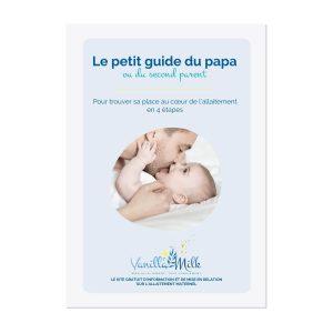 Guide allaitement papa