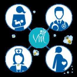 Illustration qui montre les liens que crée VanillaMilk