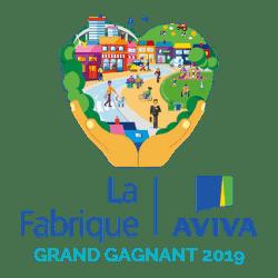 Logo La Fabrique Aviva