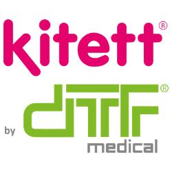 Logo Kitett DTF medical